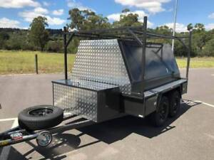 FROM $182 P/MONTH ON FINANCE* 8X5 TRADESMAN REMOVABLE CANOPY Coburg Moreland Area Preview