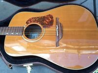 Quenca NW10 acoustic. Made in Spain