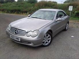 2002 Mercedes-Benz CLK 3.2 CLK320 Elegance 2dr