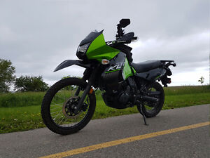 2014 Kawasaki KLR 650 - Great Condition - Lots of Accessories