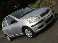 2005 Toyota Yaris 1.0 VVT-i T3 5 Door