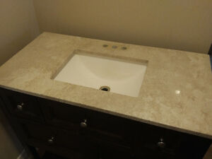 "Bathroom vanity - 36.5""x19"""
