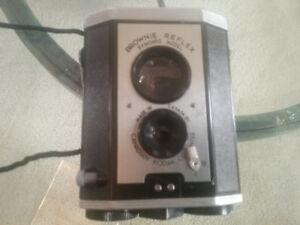 Caméra réflex antique
