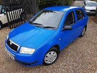 Skoda Fabia 1.2 HTP ( 54bhp ) Classic, SOLD WITH A LONG MOT 2018