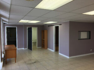 700sq/ft Commercial/Office/Retail space for lease; off Merivale