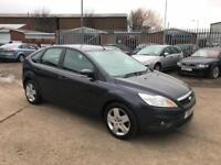 Ford Focus 1.6TDCi 90ps Style - £30 Tax - Long Mot - Service History - 2 Keys