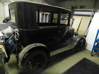 Ford Model T Previously owned by Edwin Mirvish