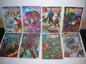 For Sale: Lot of Image Comics WildC.A.T.S (42 issues) Gatineau Ottawa / Gatineau Area image 2