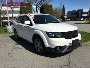 2016 Dodge Journey Crossroad   - Low Mileage
