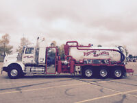 COMBO / VAC TRUCK DRIVER/ SWAMPERS