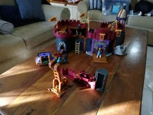 Fisher Price Imaginext Battle Castle