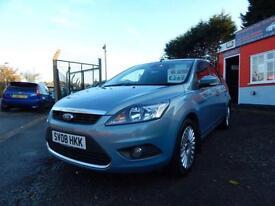 2008 Ford Focus FOCUS TITANIUM Full service history,2 keys,12 months mot,warr...