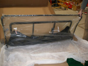 REAR WINDOW ASSEMBLY w/SLIDER FOR POLARIS FREEDOM CURTIS CAB