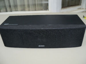 SONY SS-CN3 Center Channel Speaker 6 Ohm 150 Watt Shielded