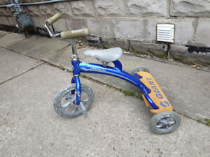 Boys' Lil' Giant Tricycle
