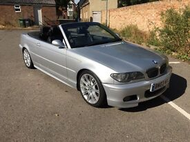 2003 BMW 330ci M Sport Convertible / Cabriolet LPG Cheap Runner