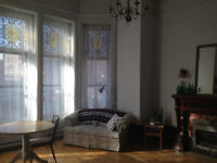 BEAUTIFUL, VERY SPACIOUS APARTMENT LOCATED IN MCGILL GHETTO
