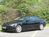 2003/53 BMW 318 2.0 Ci SE COUPE - MANY EXTRAS - GREAT CONDITION !