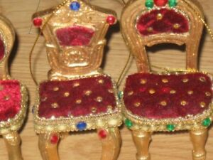 Chairs for Dollhouse