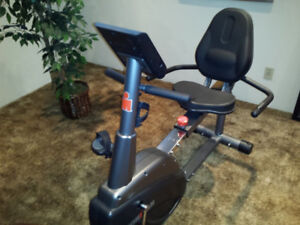 Vélo d'entrainement- IRON MAN- Exercise bike- GREAT DEAL