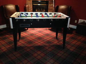 "Roberto sport ""collage"" foosball table"
