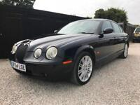 2004 Jaguar S-TYPE 3.0 V6 auto Sport, ONLY 90000 MILES,FULL HISTORY,EXCEPTIONAL