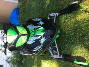 2008 Arctic cat M800