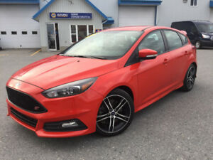 2016 Ford Focus ST 15 925 KM