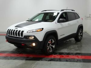 2016 Jeep Cherokee Trailhawk   - NAVIGATION - Sunroof - UCONNECT