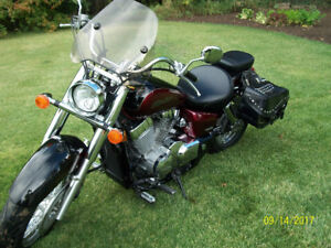 Immaculate 2004 Honda Aero Shadow 750