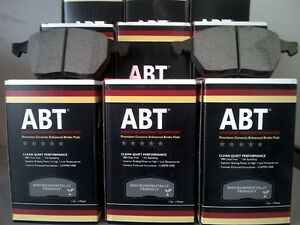 ABT Brake Pads for Audi Gatineau Ottawa / Gatineau Area image 1