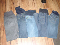 Maternity Jeans - size small