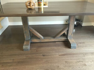 CUSTOM HAND CRAFTED FARMHOUSE HARVEST TABLES Peterborough Peterborough Area image 10