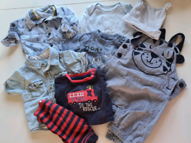 Baby boy bundle clothes small size frim up1 ,neborn to 0-3