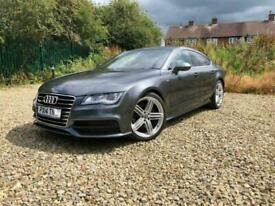 image for Audi A7 3.0TDI ( 245ps ) Sportback Tronic 2014MY quattro S Line