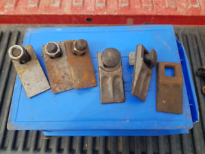 Auger teeth  for hydraulic auger