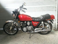 1981 Kawasaki KZ1100 Import UK Registered Spares or Repair
