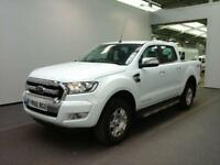 2016 FORD RANGER TDCI 160 LIMITED 4X4 DOUBLE CAB PICK UP DIESEL
