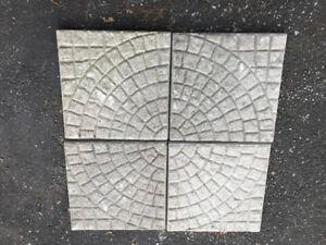 Concrete 24x24 Patio Slabs 120 Pcs