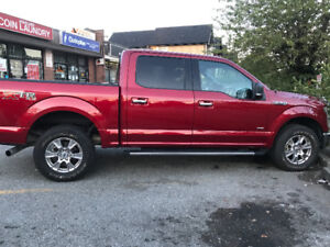 2016 Ford F-150 SuperCrew XTR Pickup Truck