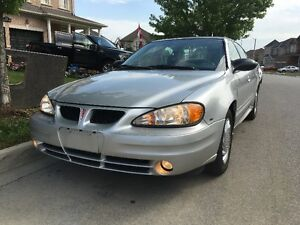 2005 Pontiac Grand Am Certified emission
