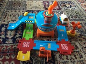 V-tech Toot Toot airport with aeroplane Toddler toy
