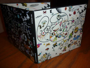 cd/led zeppelin 3/ deluxe edition