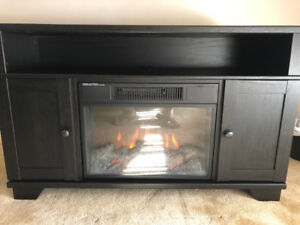 Electric Fireplace With Dual Setting Heater, Urgent!