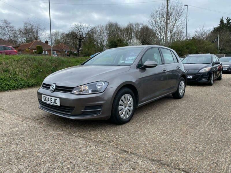 2014 Volkswagen Golf 1.2 TSI S 5dr HATCHBACK Petrol Manual