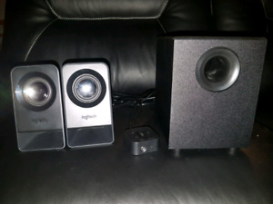 Logitech Z213 Computer Speakers
