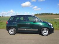 2013/63 FIAT 500L 1.6 MULTIJET EASY DIESEL 5DR MPV - £30 TAX - HUGE SPEC!