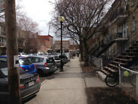 5-1/2 to rent - 2nd floor of triplex - Plateau Mont-Royal