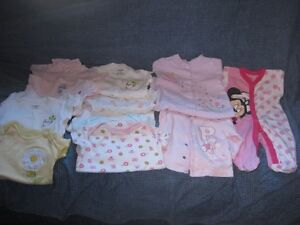 size 3 to 6 months