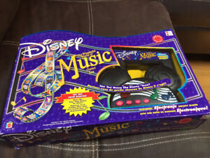 "Disney game ""the wonderful world of music game"""